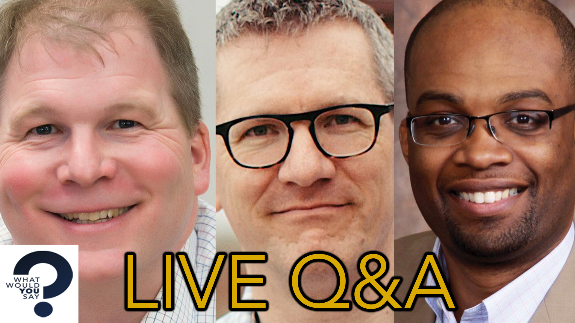 Responding to the Current Crisis With Truth and Love – Live Q&A Panel