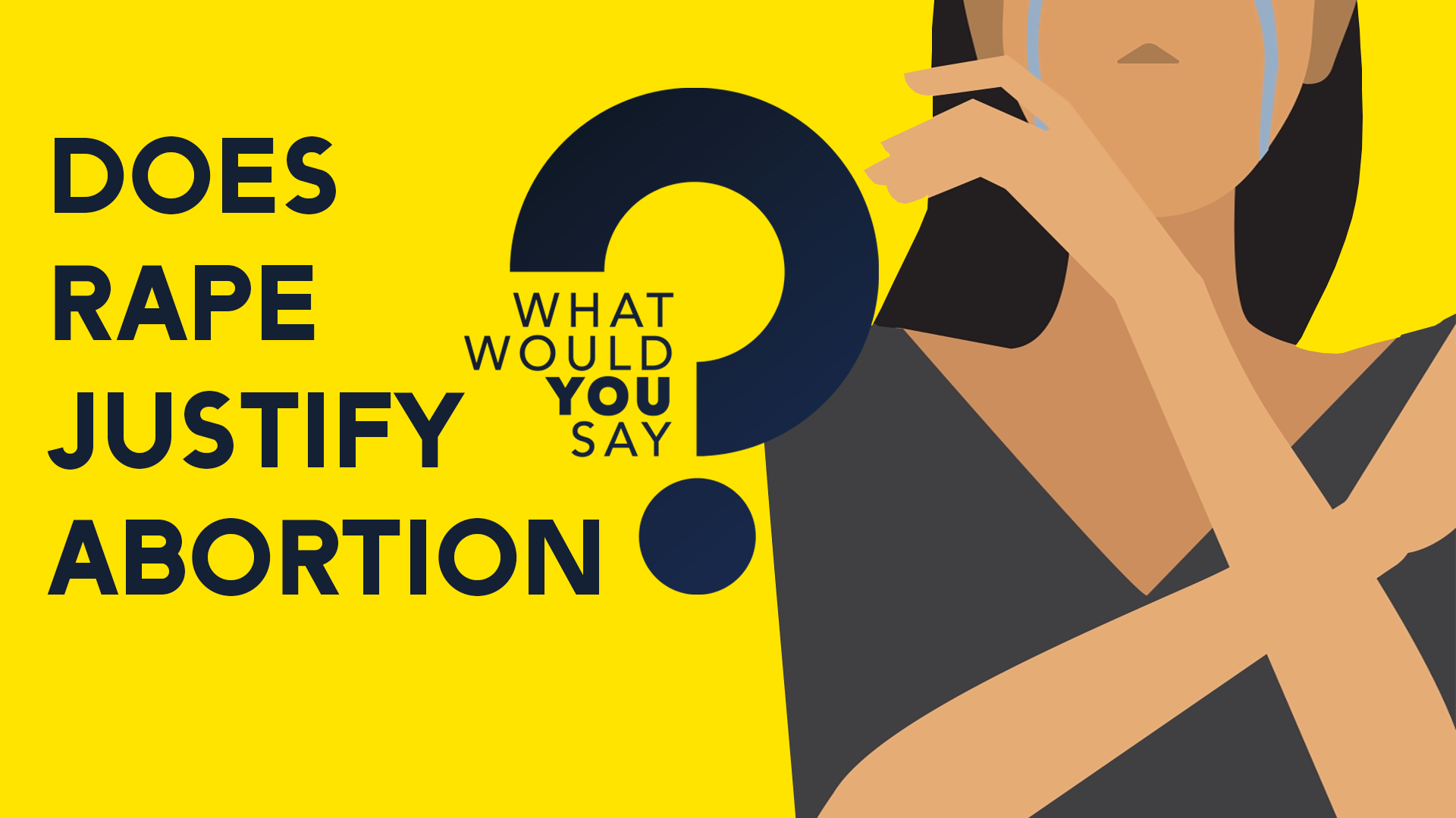 Does Rape Justify Abortion?