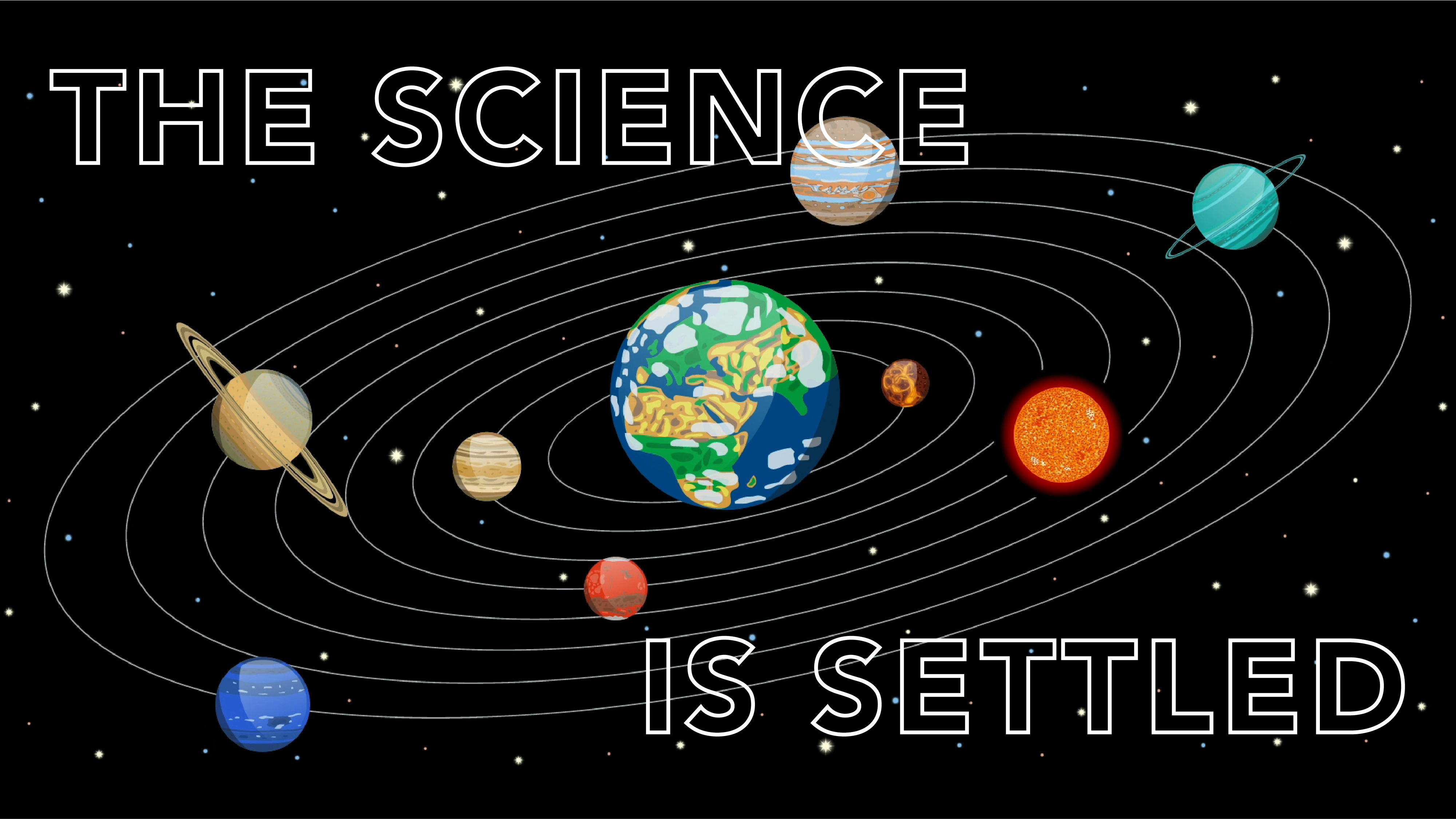 The Science is Settled