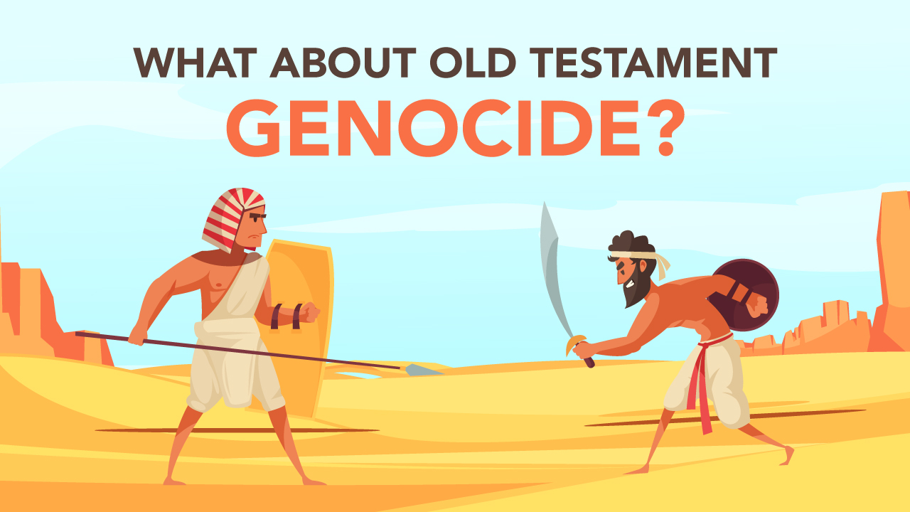 What About Old Testament Genocide?